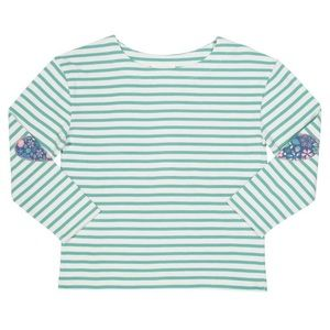 Other - Organic Cotton Elbow Patch Long Sleeve Girl Top 5